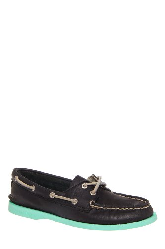 Sperry Top-Sider Women's Black/Jade A/O Neon 9.5 B(M) US by Sperry Top-Sider