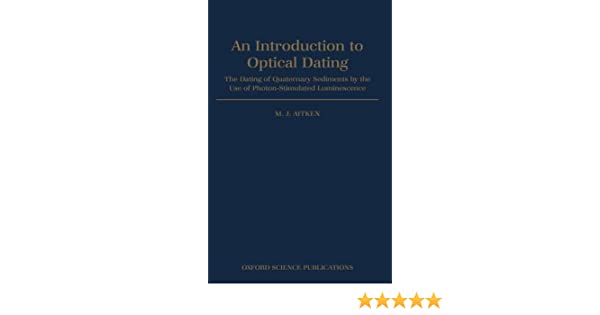 Aitken 1998 an introduction to optical dating service