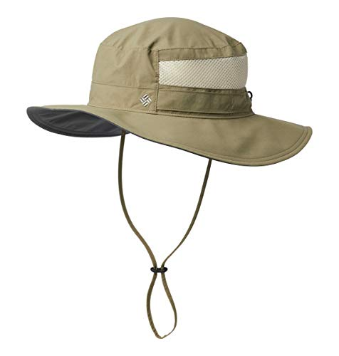 Columbia Unisex Bora Bora II Booney Hat, Moisture Wicking Fabric, UV Sun Protection, Sage, One ()