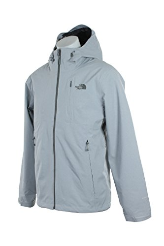 The North Face M Thermoball TriClimate Winter Jacket TNF Light Grey Heather Mens XXL