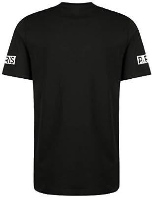 Nike M J PSG SS Logo tee Camiseta, Hombre, Black, XS: Amazon.es ...
