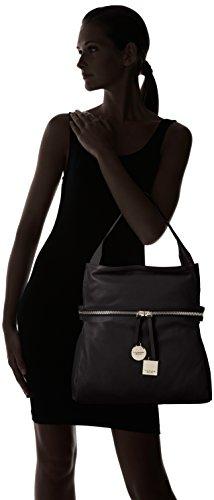 Tosca Blu Jasmine Tea - Shopper Mujer Negro - Schwarz (BLACK C99)