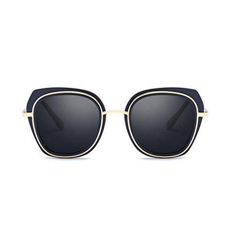 Ultra hommes cadre Square Black polarisées en GAOLIXIA Mg lunettes conduite cadre Lady soleil Al de Fashion léger métal de soleil Wayfarer lunettes AwxHq0a