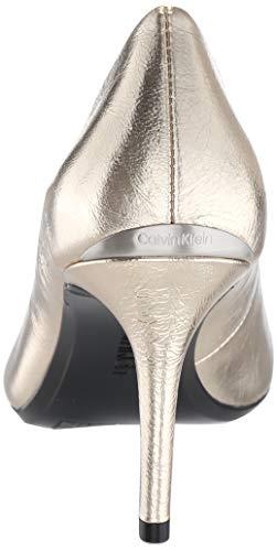 Women's Gayle Calvin Gold Klein Soft Pump Uqx4vBwC