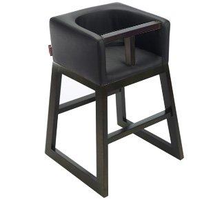 Strange Amazon Com Tavo High Chair By Monte Design Black Bonded Dailytribune Chair Design For Home Dailytribuneorg