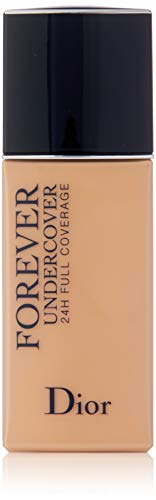Christian Dior Diorskin Forever Undercover Foundation for Women, 020 Light Beige, 1.3 - Face Diorskin Makeup