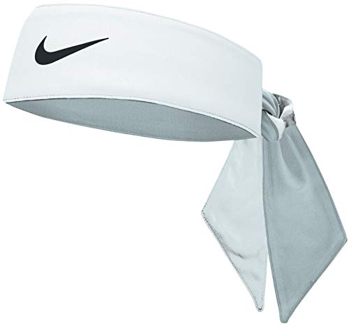 NIKE Cooling Head Tie White/Black