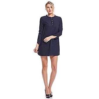 Amenapih Casual Shirt Dress For Women