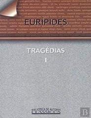 Juntamente com os dois nomes mais destacados da tragédia grega que, em geração, o precediam, Eurípides vinha completar uma tríade de glória, em que lhe cabia um lugar próprio: o de remodelar um género que, por suas mãos, avançou para ousadias...