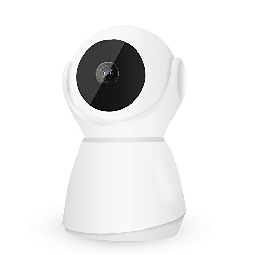 360º Smart WiFi Panoramic IP Camera Wireless 1080P HD Home Security Camera