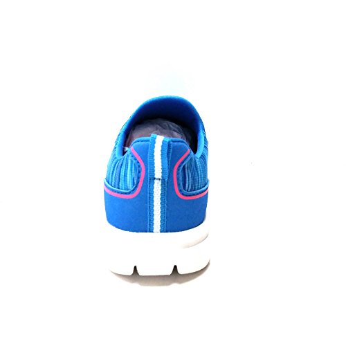 Danskin Blue Slip on Multi Shoes Memory Accent Color Now Athletic Girls' Foam qwXnPAXrI