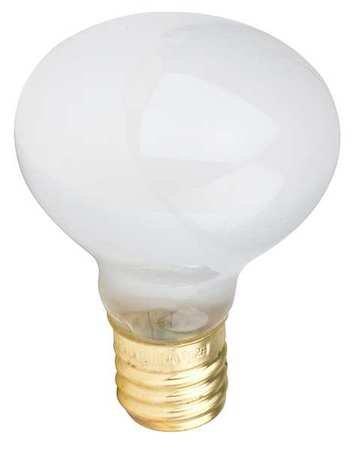GE LIGHTING 25W, R14 Incandescent Light Bulb