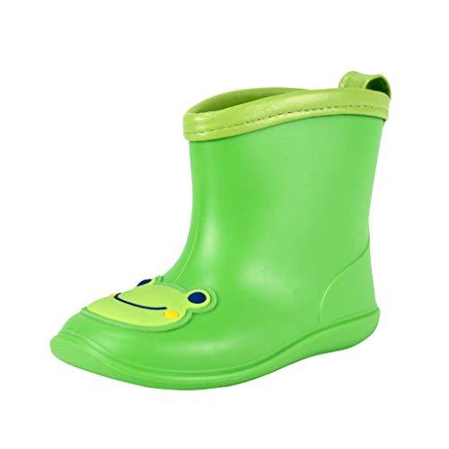 Baby Vines - Vine Toddler Rain Boots Babys Rain Boots Children Waterproof Shoes for Boys Girls 4.5 US Toddler