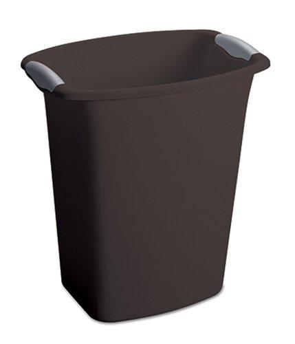 Sterilite 10358006 Wastebasket Titanium Inserts product image