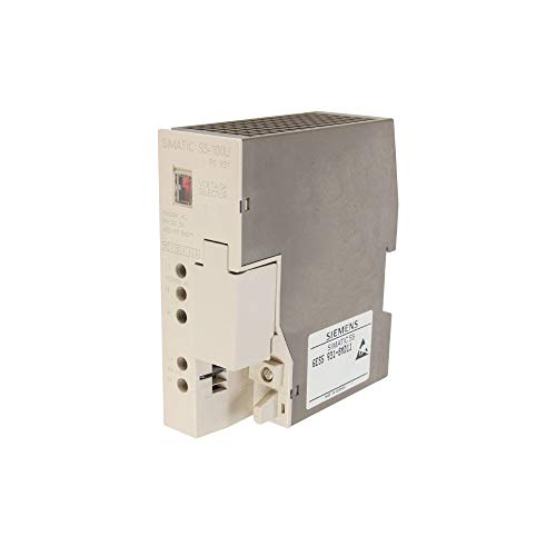 Siemens 6ES5 931-8MD11 230VAC 24VDC Power Supply