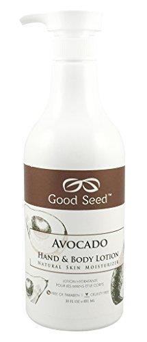 (Good Seed Avocado Hand & Body Lotion 30oz)
