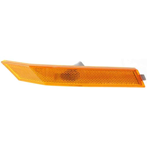New Front Right Passenger Side Marker Lamp Assembly For 2006-2009 Ford Fusion FO2551142 6E5Z13200C
