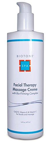 - BIOTONE Facial Therapy Massage Creme - 16 oz