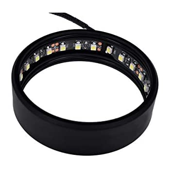 Alphacool 15261 Aurora LED Ring 60mm - White Modding Flexlights