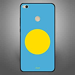 Xiaomi MI MAX 2 Palau Flag