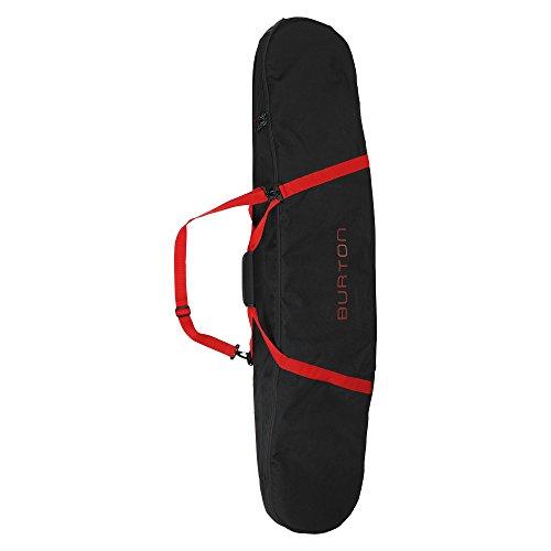 Red Snowboard Bag - Burton Space Sack-Black/Red-156