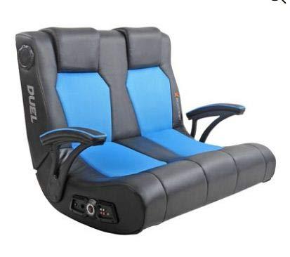 Terrific Amazon Com X Rocker Dual Commander Gaming Chair 2 1 Audio Short Links Chair Design For Home Short Linksinfo