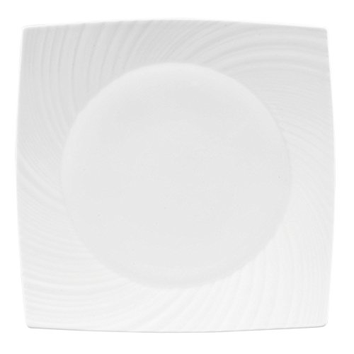 Wedgwood Ethereal Square Plate, 11