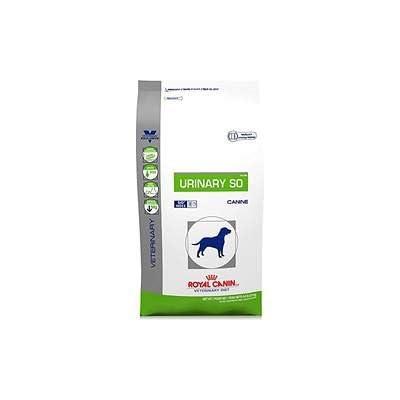 Royal Canin Veterinary Diet Urinary SO Dry Dog Food 25.3 lb