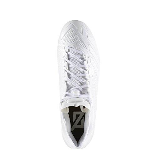 Mid star 5 0 white 6 White Adizero white qwRITvZZ
