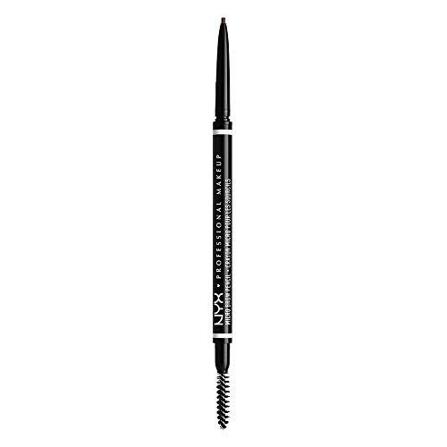 NYX PROFESSIONAL MAKEUP Micro Brow Pencil, Eyebrow Pencil – Ash Brown