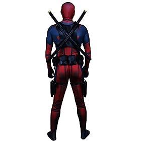 - 31VnFfjXdSL - Hacostumes Unisex Superhero Lycra Spandex Zentai Halloween Cosplay Costumes Adult/Kids 3D Style