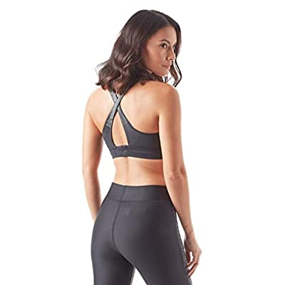 Amazon.com : Under Armour Women's Powerprint Mid, Black (001)/Tonal, Large : Clothing