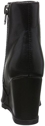 BUFFALO B106c-45 P1735a Pu, Zapatillas de Estar por Casa para Mujer Negro - Schwarz (Black 33)