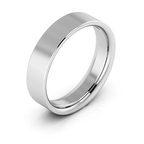 5mm Plain Band Ring - 9