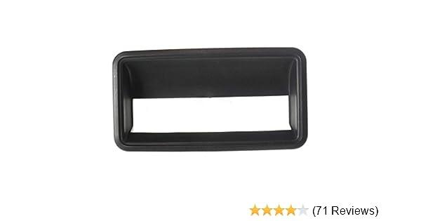 Fits OE# 15991786 Tailgate Handle Bezel Black