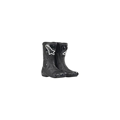 Alpinestars S-MX 5 Boots Black 42 Euro by Alpinestars