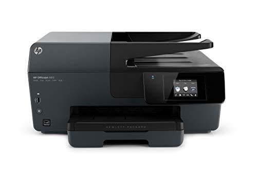 HP OJ6815 Officejet 6815 e-All-in-One Inkjet Printer (Printer 2014 Hp)
