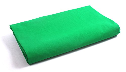 6x9foot PRO 100% Pure Cotton Photo Video Studio Seamless Solid Muslin Backdrop Photo Studio Background--Green