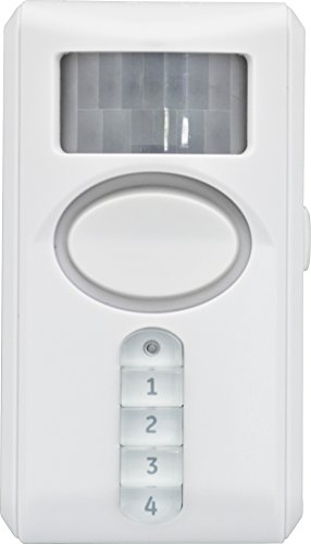 GE Personal Security Motion-Sensing Alarm