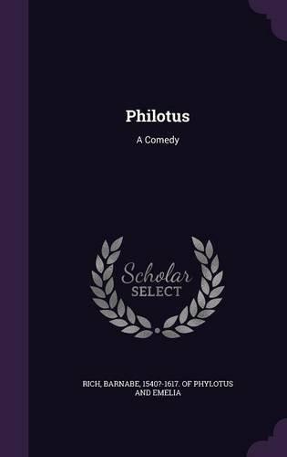 Download Philotus: A Comedy pdf epub