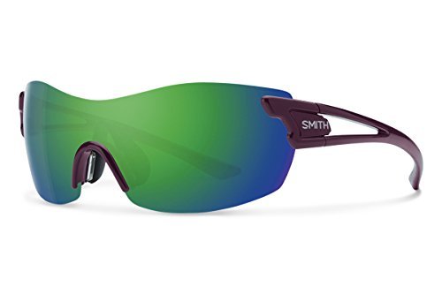 Smith Optics Femme pivlockş ASANA Vélo Lunettes uni black cherry/Green ml cp