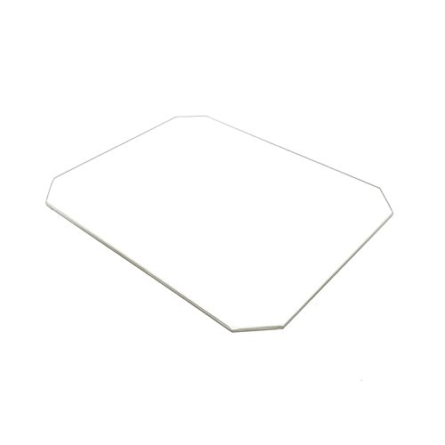 (BKM 130mm X 160mm, 3mm Thick Borosilicate Glass Plate, Select Mini)