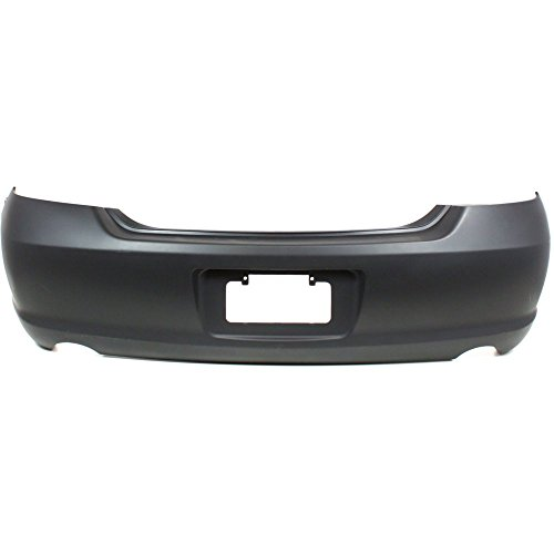 Rear Bumper Cover Primed Compatible with 2005-2010 Toyota Avalon