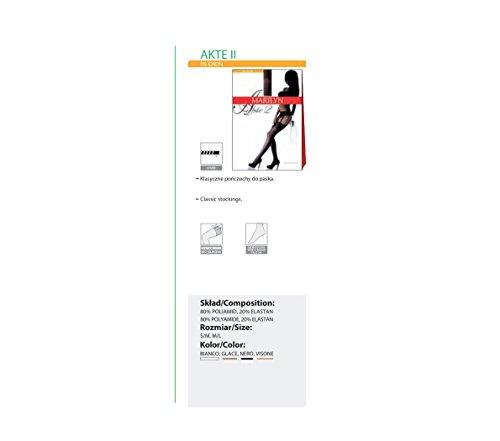cm Black Rinforzate Cinturino a Calza di Nastro Denari con 15 Classiche 10 xH78PP