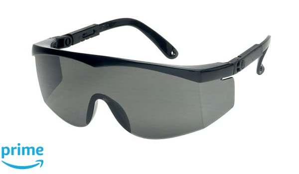 FITS OVER PERSONAL GLASSES AS WELL 2 x MARKSMAN SAFETY GLASSES EYE PROTECTION