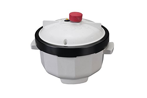 Nordic Ware Microwave Tender Cooker 2.5 Quart (Microwave Cookware Essentials compare prices)