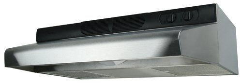 Air King ESDQ1308 Energy Star Deluxe Quite 30-Inch Stainless Steel Under Cabinet Range Hood