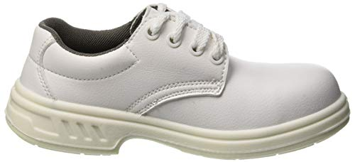 Portwest S2 De Laced Steelite Sécurité Chaussures Shoe Homme Safety Bianco rUqrw4
