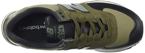 Baskets Balance Green New Ml574v2 Homme wAqq6HEd