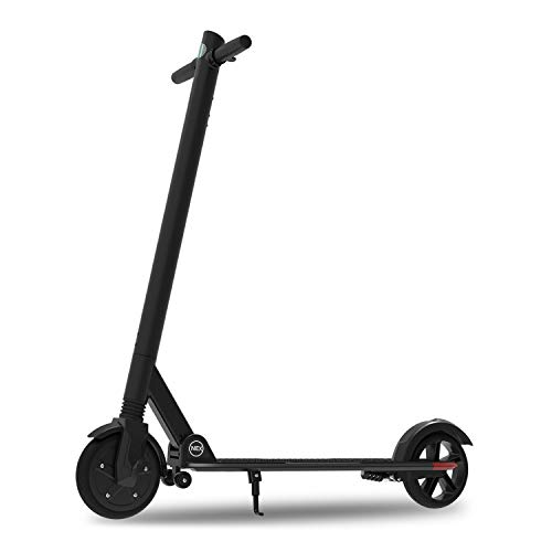 Hiboy NEX Electric Scooter - Up to 15 Miles Long-Range & 15.5 MPH Portable Folding Electric Kick Scooter for Adults with Solid Tires